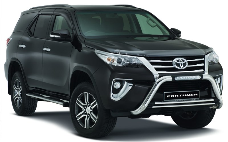 Three Toyotas make it into the top 10 for Best Resale SUV