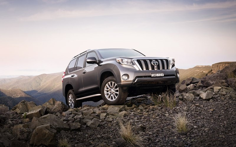 Toyota Land Cruiser Prado review