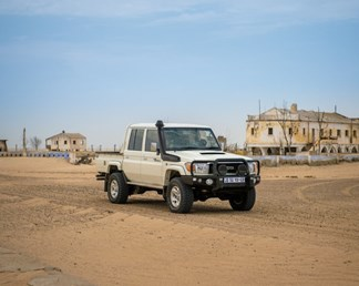 10 millionth Land Cruiser hits the road!