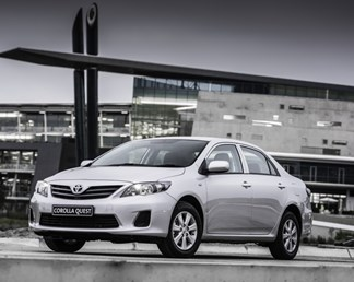 Toyota Corolla Quest review
