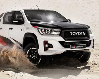 Toyota Hilux GR Sport review