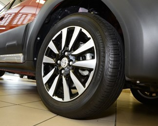 Commonly used numbers on your Toyota tyres