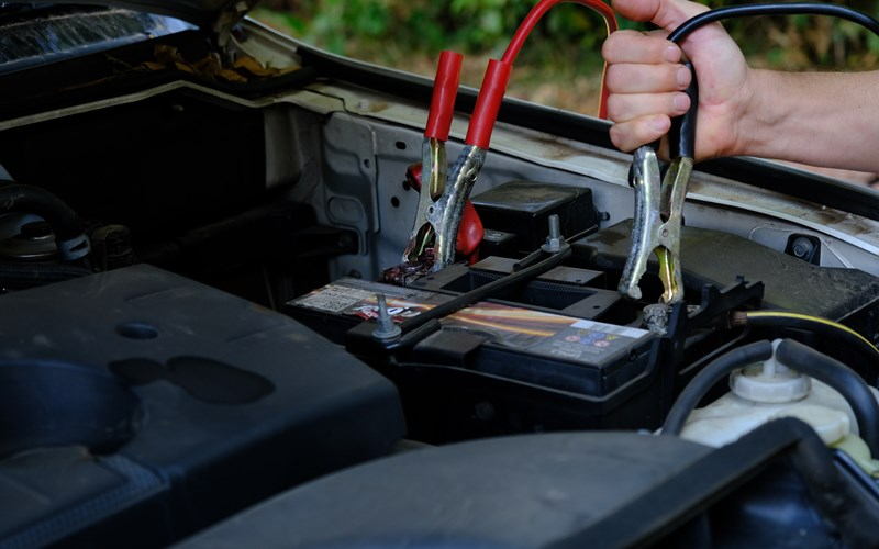How to Jumpstart your car