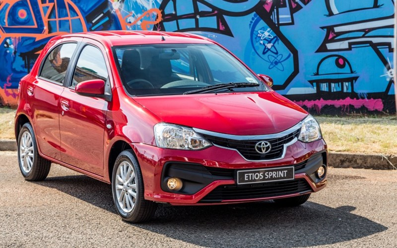 Toyota Etios Sprint Review