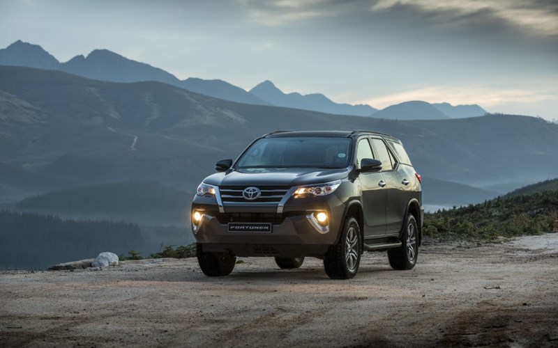 Toyota Fortuner 2.4 GD-6 4x4 review