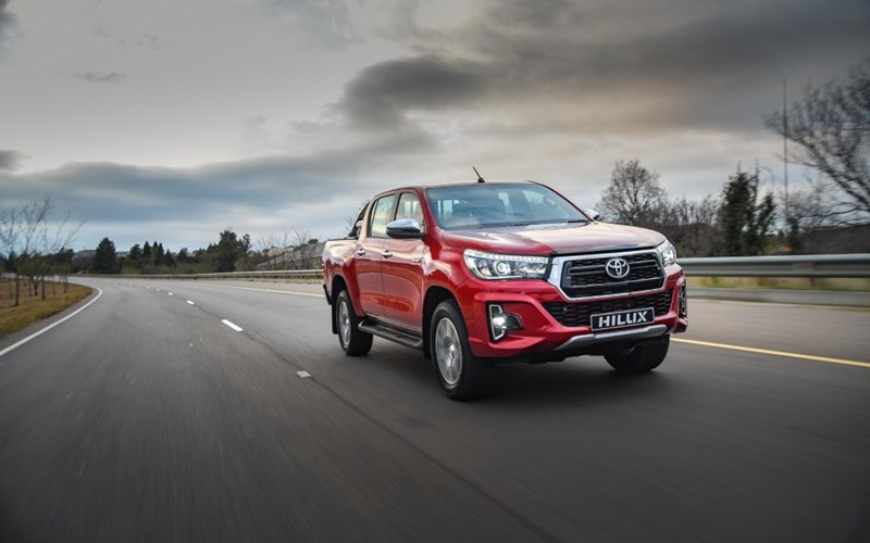 Toyota Hilux - Best monthly sales ever!