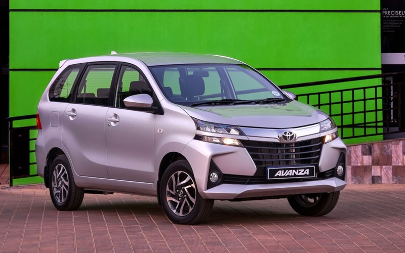 Toyota Avanza review