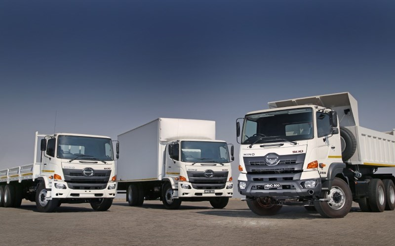 Hino looks to the future