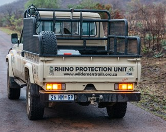 Toyota supports anti-poaching