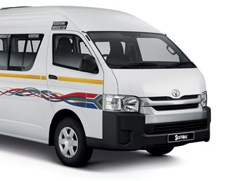 Toyota LCV sales lead the way