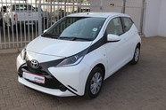 TOYOTA AYGO 1.0 (5DR) - Side