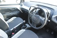 TOYOTA AYGO 1.0 (5DR) - Additional