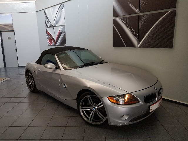 BMW Z4 Roadster 2.5i A/T - Main