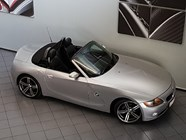 BMW Z4 Roadster 2.5i A/T - Side