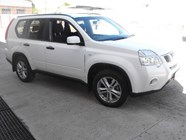 NISSAN X TRAIL 2.0 dCi 4X2 XE (R82/R88) - Side