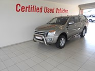 FORD RANGER 3.2TDCi XLT 4X4 A/T P/U D/C - Vehicle Stock