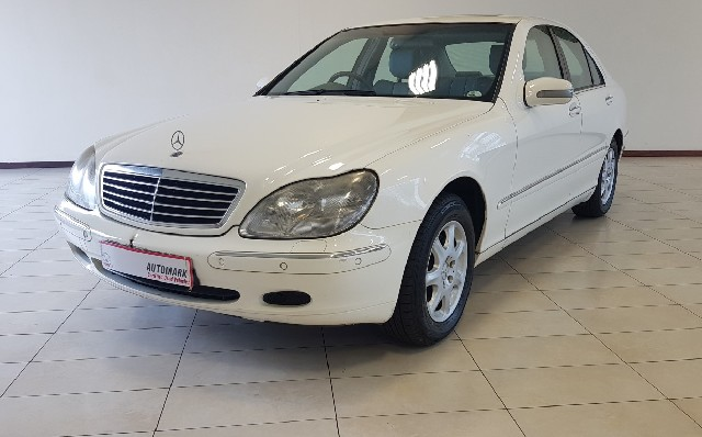 MERCEDES-BENZ S 320CDi - Main