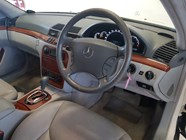 MERCEDES-BENZ S 320CDi - Interior