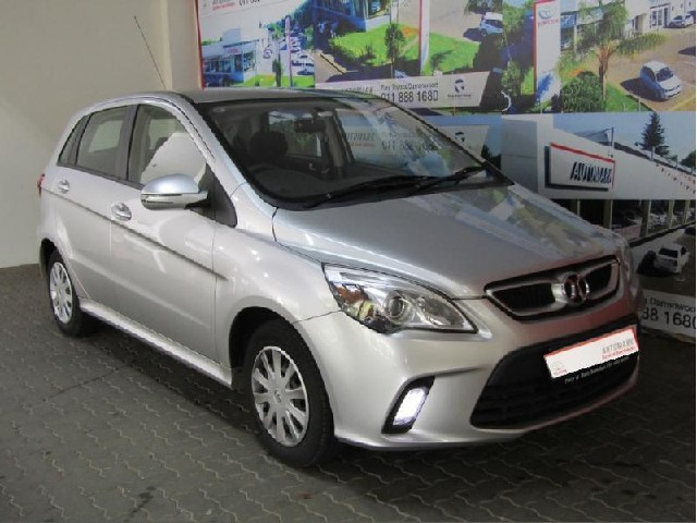 BAIC D20 1.3 COMFORTABLE 5DR - Main