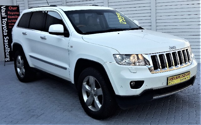 JEEP GRAND CHEROKEE 3.0L V6 CRD O/LAND - Front