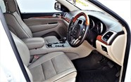 JEEP GRAND CHEROKEE 3.0L V6 CRD O/LAND - Back