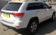 JEEP GRAND CHEROKEE 3.0L V6 CRD O/LAND - Additional