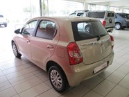 TOYOTA ETIOS 1.5 Xs/SPRINT 5Dr - Additional