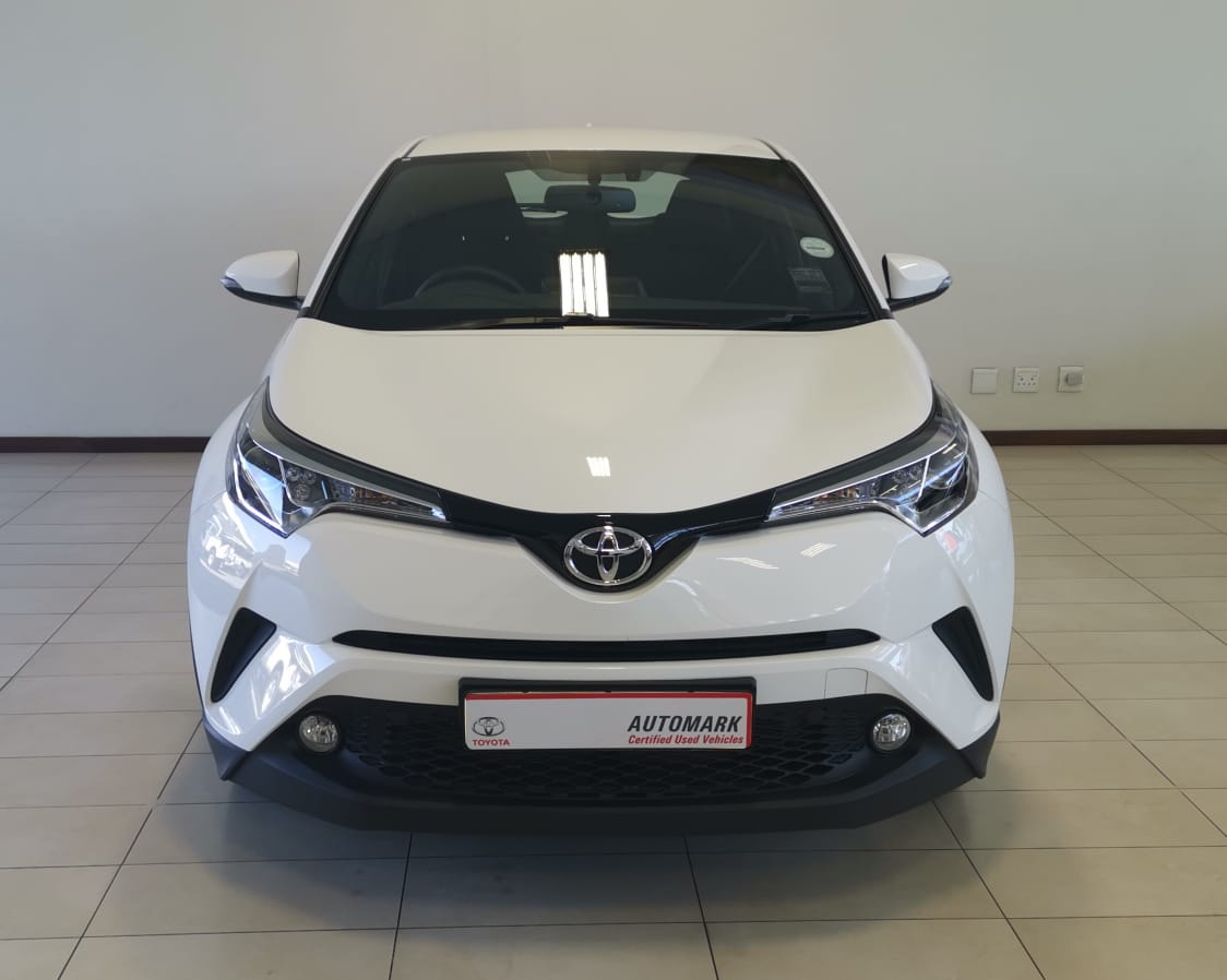 TOYOTA C-HR 1.2T PLUS CVT - Interior