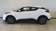 TOYOTA C-HR 1.2T PLUS CVT - Side