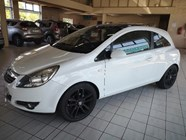 OPEL CORSA 1.4 SPORT 3Dr S/ROOF - Main