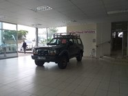 TOYOTA LAND CRUISER S/W D GX - Main