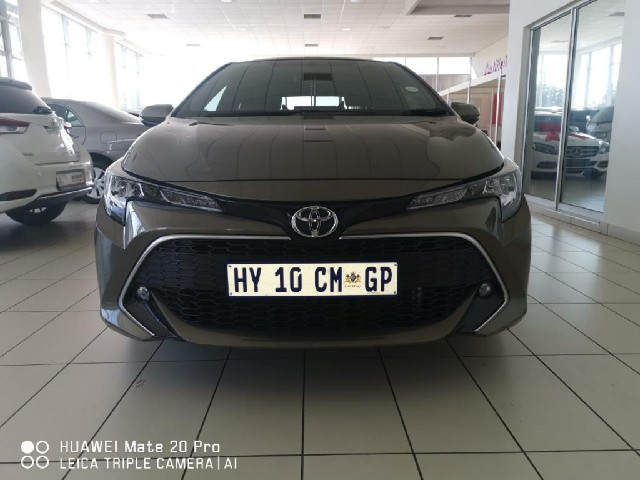 TOYOTA COROLLA 1.2T XR CVT (5DR) - Front
