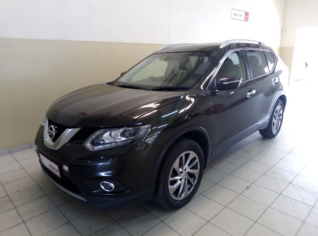 NISSAN X TRAIL 1.6dCi LE 4X4 (T32) - Side