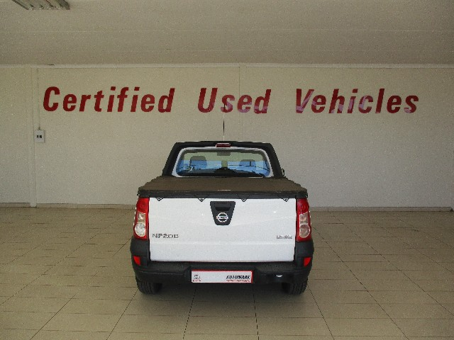 NISSAN NP200 1.5 DCi  A/C SAFETY PACK P/U S/C - Back