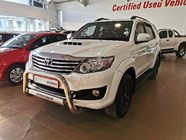 TOYOTA FORTUNER 3.0D-4D R/B A/T - Main