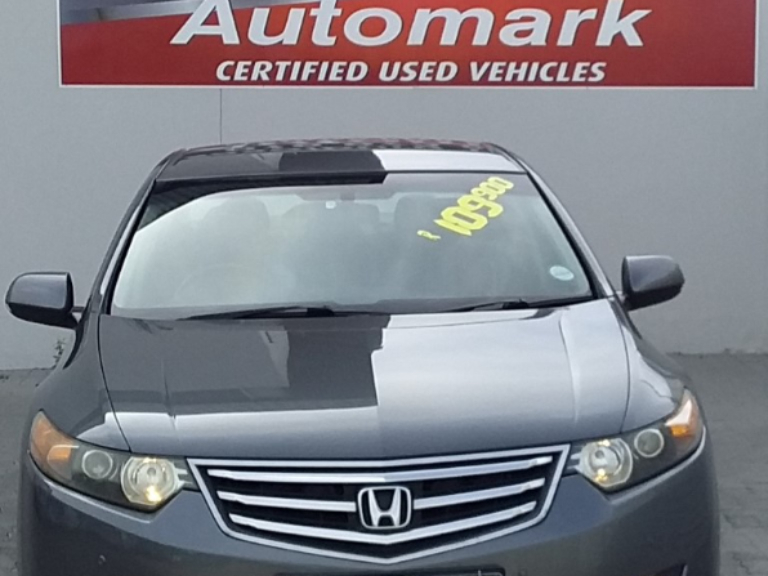 HONDA ACCORD 2.0i A/T - Main