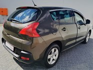 PEUGEOT 3008 2.0 HDI EXECUTIVE - Additional