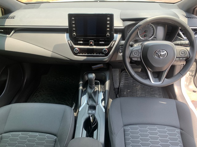 TOYOTA COROLLA 1.2T XS CVT (5DR) - Additional