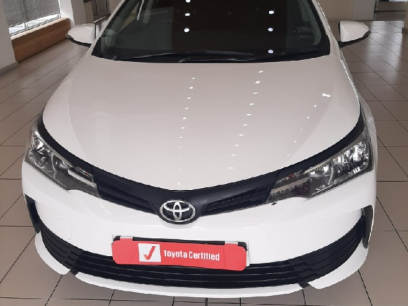TOYOTA COROLLA QUEST 1.8 - Front