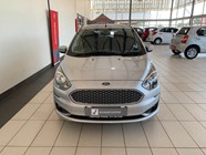 FORD FIGO 1.5Ti VCT TREND A/T (5DR) - Additional