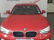 BMW 118i 5DR A/T (F20) - Front