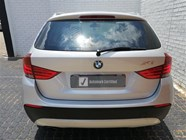 BMW X1 sDRIVE18i A/T - Back