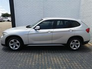 BMW X1 sDRIVE18i A/T - Side