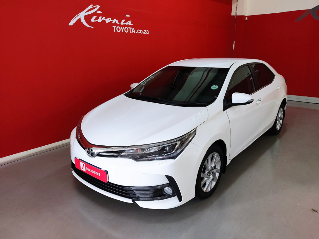 TOYOTA COROLLA 1.8 EXCLUSIVE CVT - Main