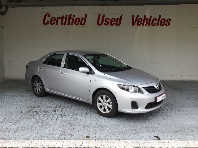 TOYOTA COROLLA QUEST 1.6 PLUS - Side