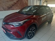 TOYOTA C-HR 1.2T LUXURY CVT - Main