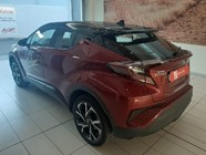 TOYOTA C-HR 1.2T LUXURY CVT - Side