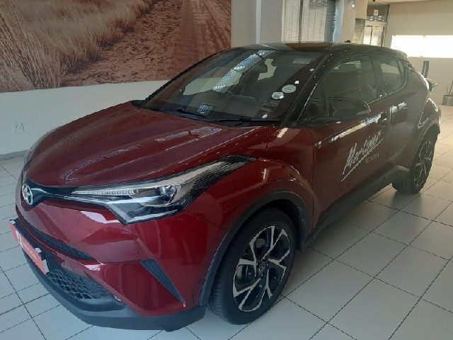 TOYOTA C-HR 1.2T LUXURY CVT - Additional