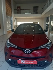 TOYOTA C-HR 1.2T LUXURY CVT - Front