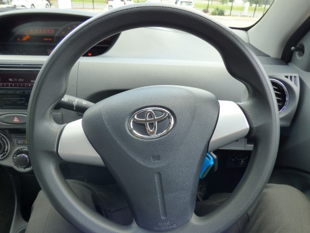 TOYOTA ETIOS 1.5 Xs/SPRINT - Additional